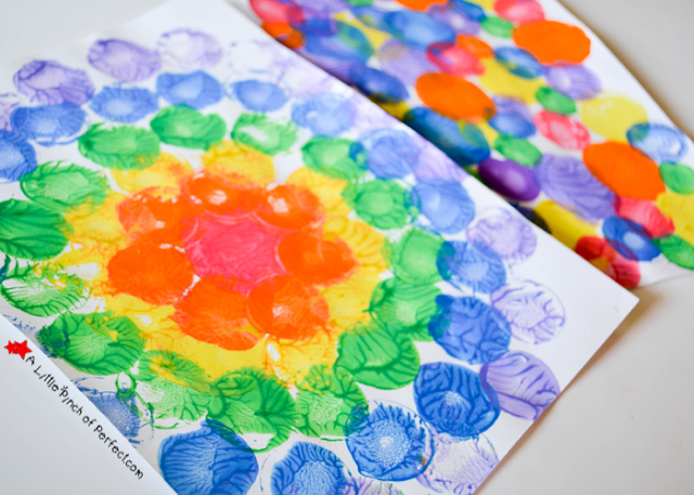 12 super simple art projects for toddlers and preschoolers for Painting craft projects