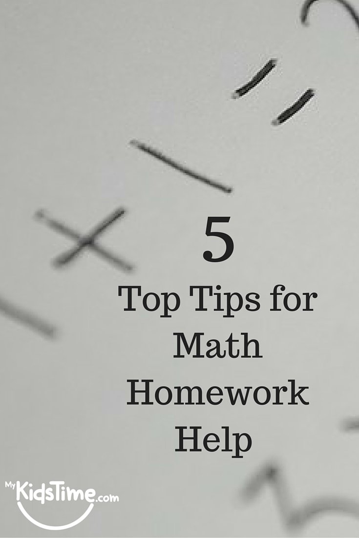 Top ten helpful homework hints for students