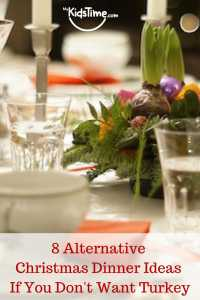 Alternative Christmas Dinner Ideas