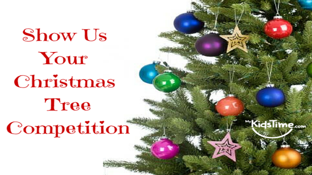 christmas tree photo competition