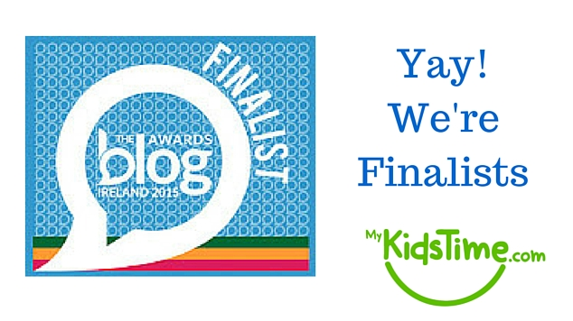Yay! Mykidstime are Finalists!