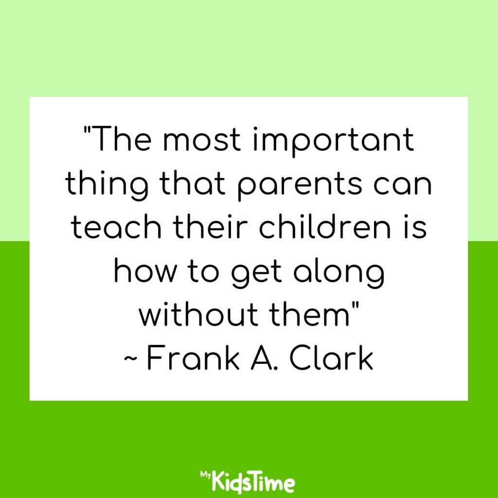 frank a clark quote