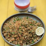 Quick Lunch Turkish Cous Cous from Jamie Oliver