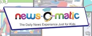 Kids News Site Newsomatic