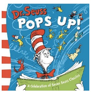 Dr Seuss Pops Up
