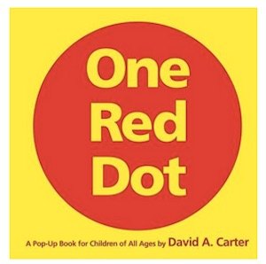 One Red Dot by David Carter