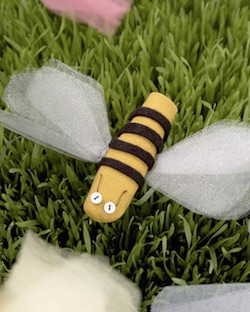 Insect Finger Puppets from Martha Stewart