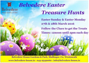 Easter Celebrations at Belvedere House