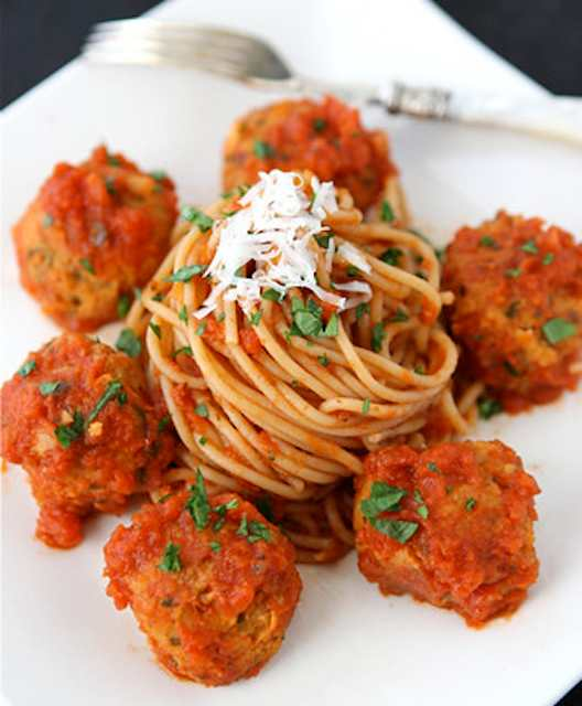 Cannellini bean meatballs (1)