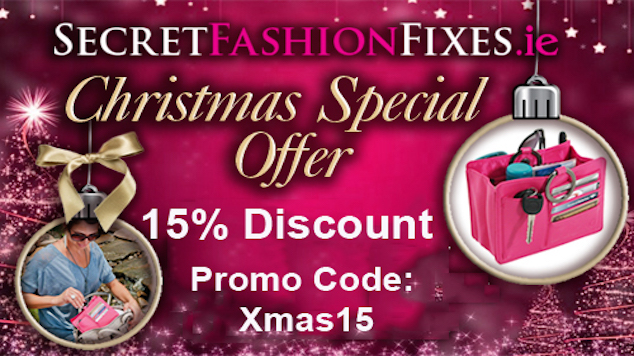 Save on Christmas Gifts from Secret Fashion Fixes