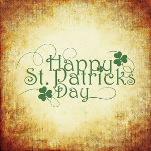 Family events St Patrick's Day Parades 2016