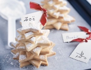 edible homemade christmas decorations for kids to make christams star tress from taste