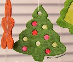edible homemade christmas decorations for kids to make stained glass cookies from sugarkissed