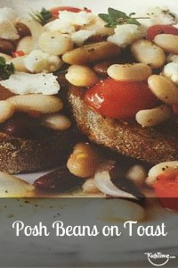 post beans on toast pinterest