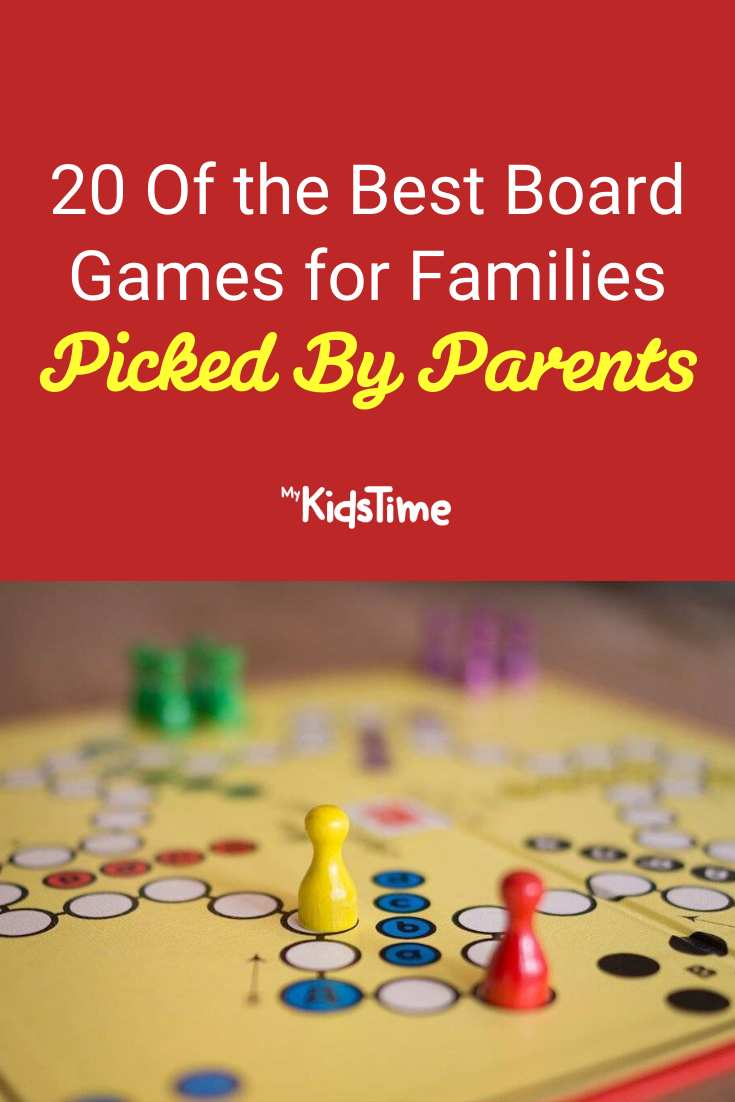 20 Of the Best Board Games for Families Picked By Parents - Mykidstime