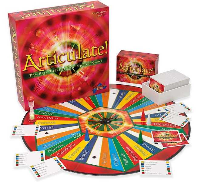 Articulate for best board games