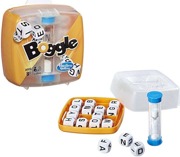 Boggle for best board games