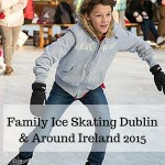 Family Ice Skating in Dublin