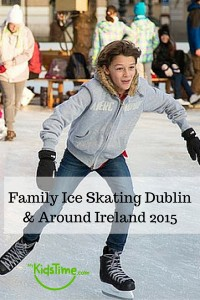 Family Ice Skating Dublin & Around Ireland 2015