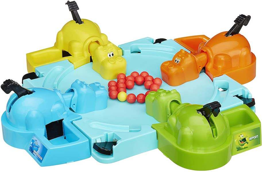 Hungry Hippos for best board games