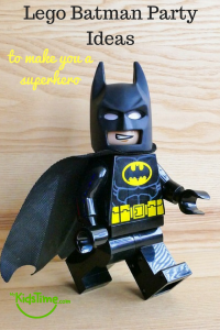 Lego party batman ideas