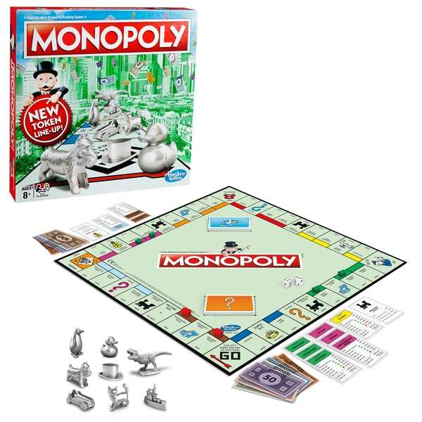 Monopoly for best board games