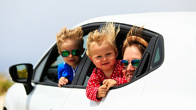 Survive the drive with 7 useful tips for travelling with kids