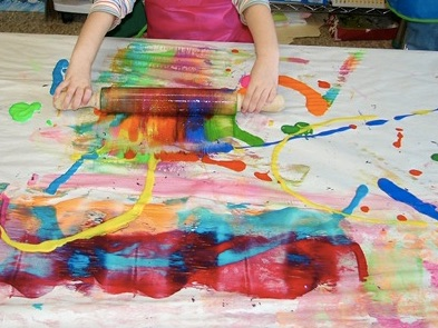 12 Super Simple Art Projects For Toddlers And Preschoolers