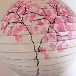 Spring Crafts for Kids Cherry Blossom Lantern Activity Village