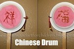 crafts for kids chinese drum from Artsymomma