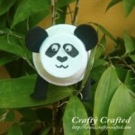 rafts for kids chinese new year panda from crafty crafted