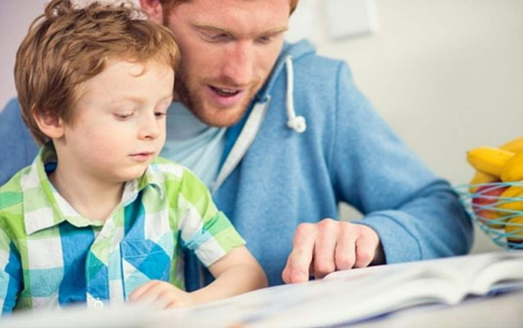 help your child's reading fluency