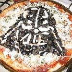 Star Wars Party Food Pizza from Bitrebels