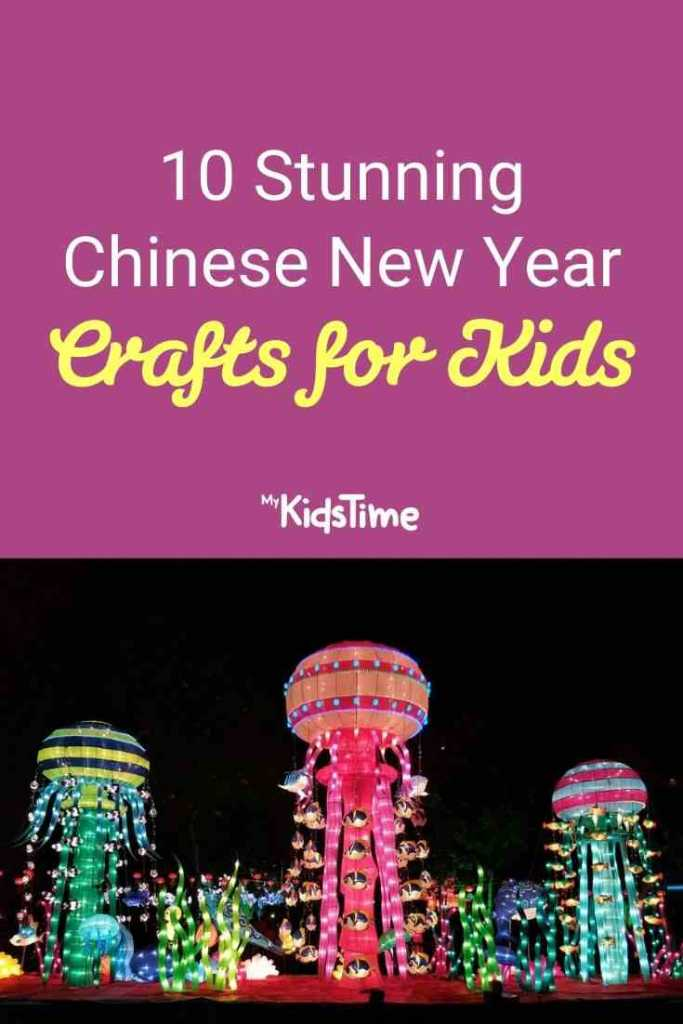 10 Stunning Chinese New Year Crafts for Kids