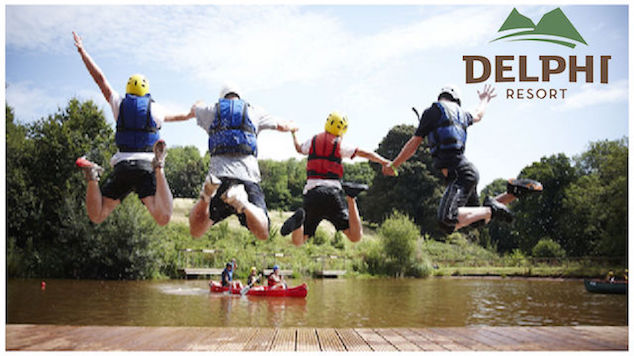 Midterm Offer at Delphi Adventure Resort