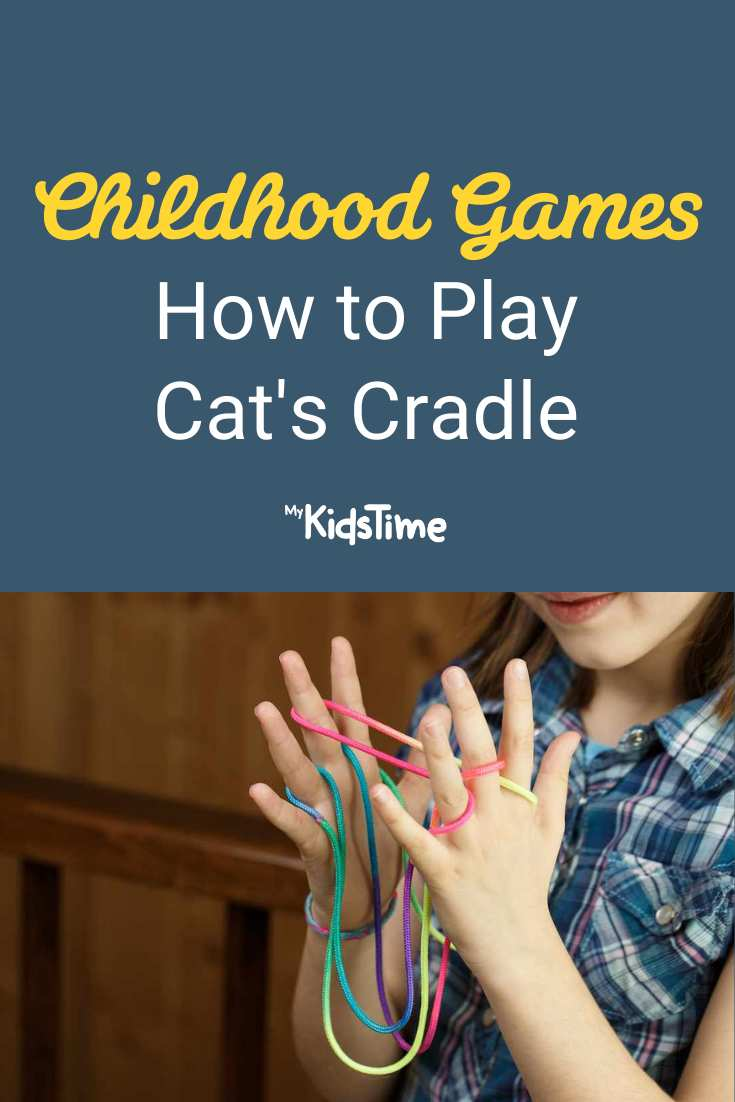 How to Play Cat's Cradle - Mykidstime