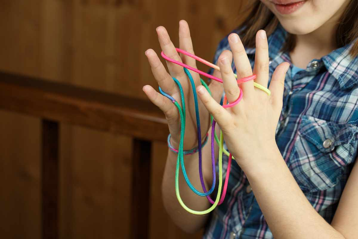 How to play Cat's Cradle (1)