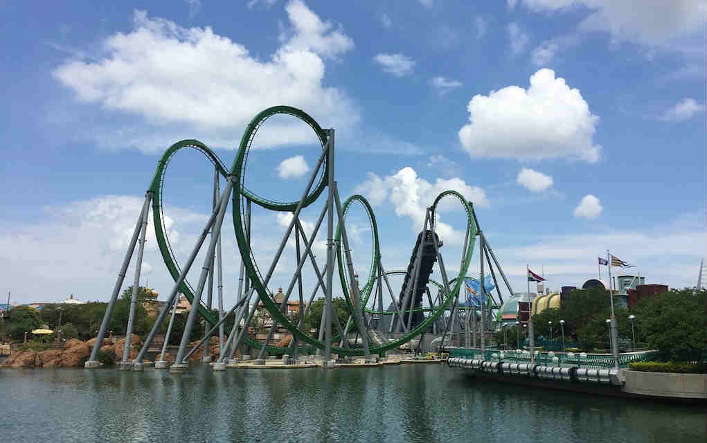 Mykidstime mum's guide to family holiday in Orlando Hulk Universal