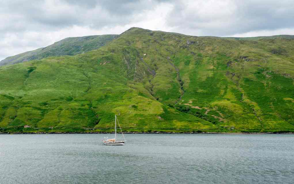 Killary Harbour, County Galway