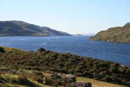 Wild Atlantic Way killary harbour