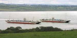 Wild Atlantic Way shannon ferries