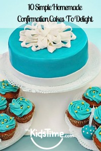 10 Simple Homemade Confirmation Cakes To Delight