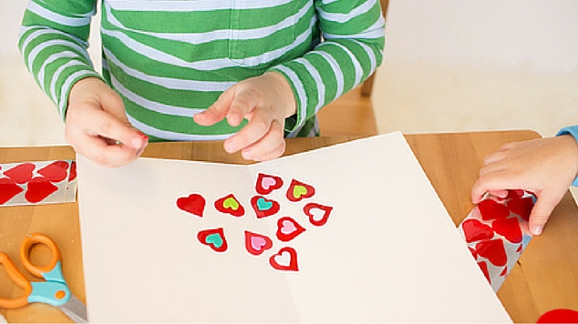 12 Easy Valentine Crafts for Toddlers & Preschoolers You'll Treasure