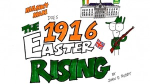 1916 Easter rising video