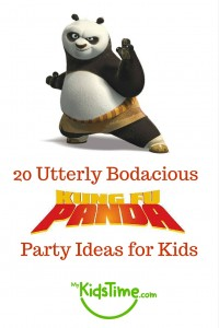 20 Bodacious Kung Fu Panda Party Ideas for Kids (1)
