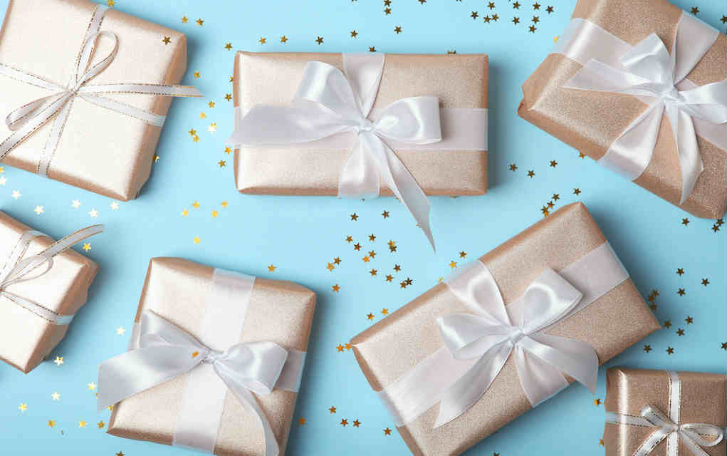 Confirmation and communion gifts