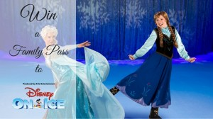 Disney on Ice Comp Feb 16