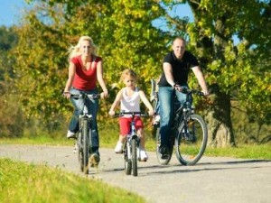 Family Bucket List Bike Rides