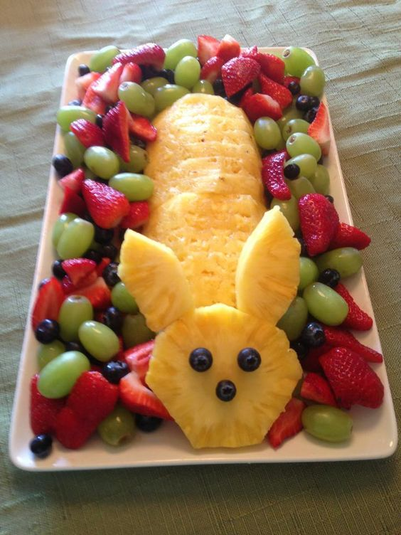 20 Kids Easter Treats That Are Actually Good For Them