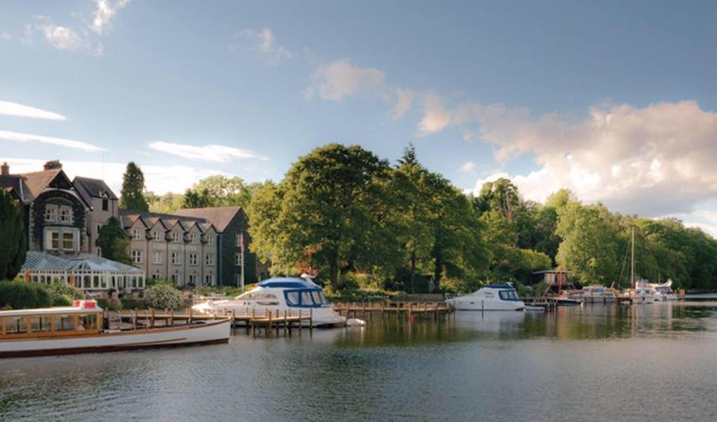 The Lakeside Hotel best family resorts in Europe